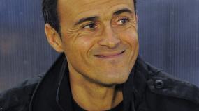Luis Enrique czeka na decyzję Barcelony, biorąc udział w raftingu