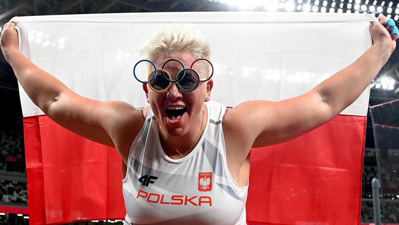 Radość Anity Włodarczyk