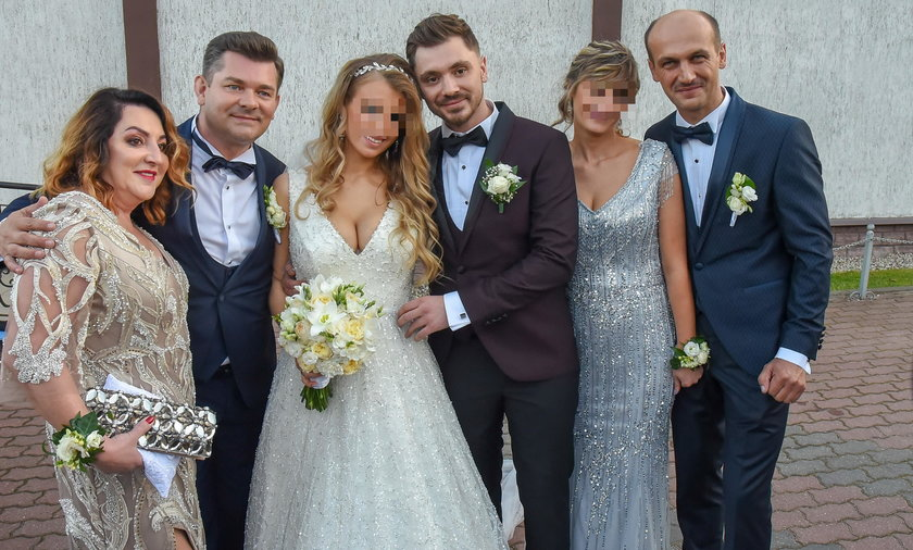 Rodzina Daniela Martyniuka i Eweliny Golczyńskiej