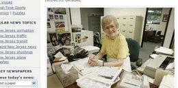 Ma 100 lat i ciągle pracuje