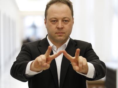 Klaudiusz Pobudzin jest szefem Telewizyjnej Agencji Informacyjnej od maja. Wcześniej pracował w TV Trwam