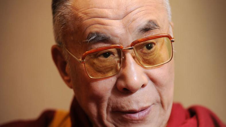 Dalajlama został obywatelem Warszawy