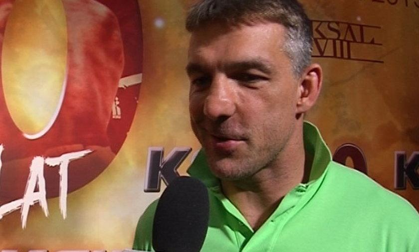 Paweł Nastula po konferencji KSW