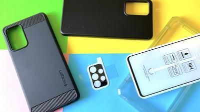 Das beste Zubehör zum Samsung Galaxy A52: Hüllen, Cases & Co. ab 3 Euro