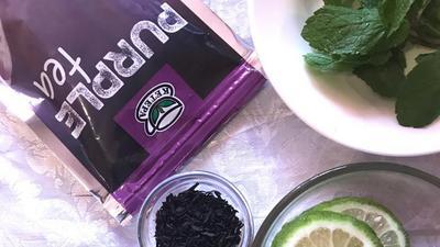 A world of wellness teas, why you should start with KETEPA Purple tea