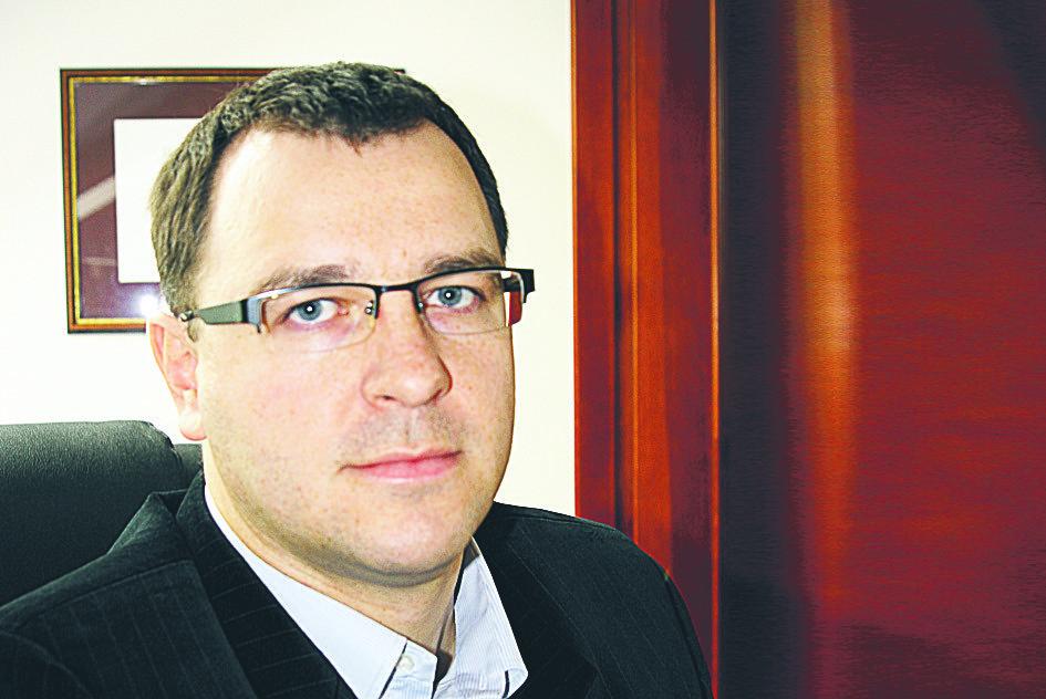 Dr Rafał Dowgier z Katedry Prawa Podatkowego Uniwersytetu w Białymstoku