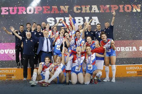 Šampionke Evrope