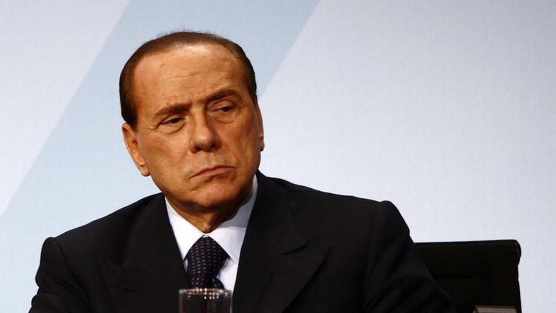 Silvio Berlusconi winny, ale nie pójdzie do więzienia