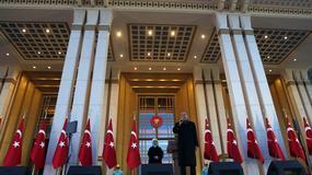 Nielegalny pałac prezydenta Turcji