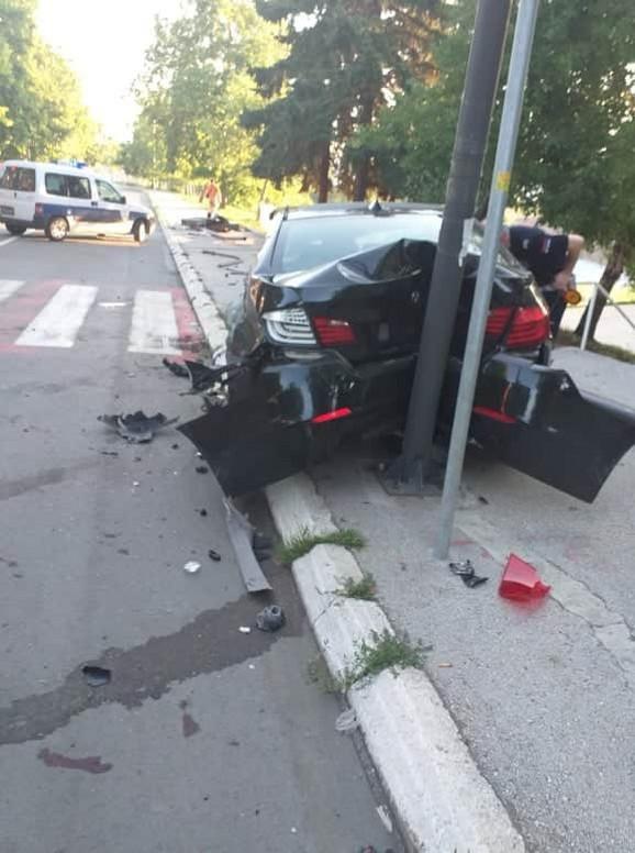 Nesreća u Boru