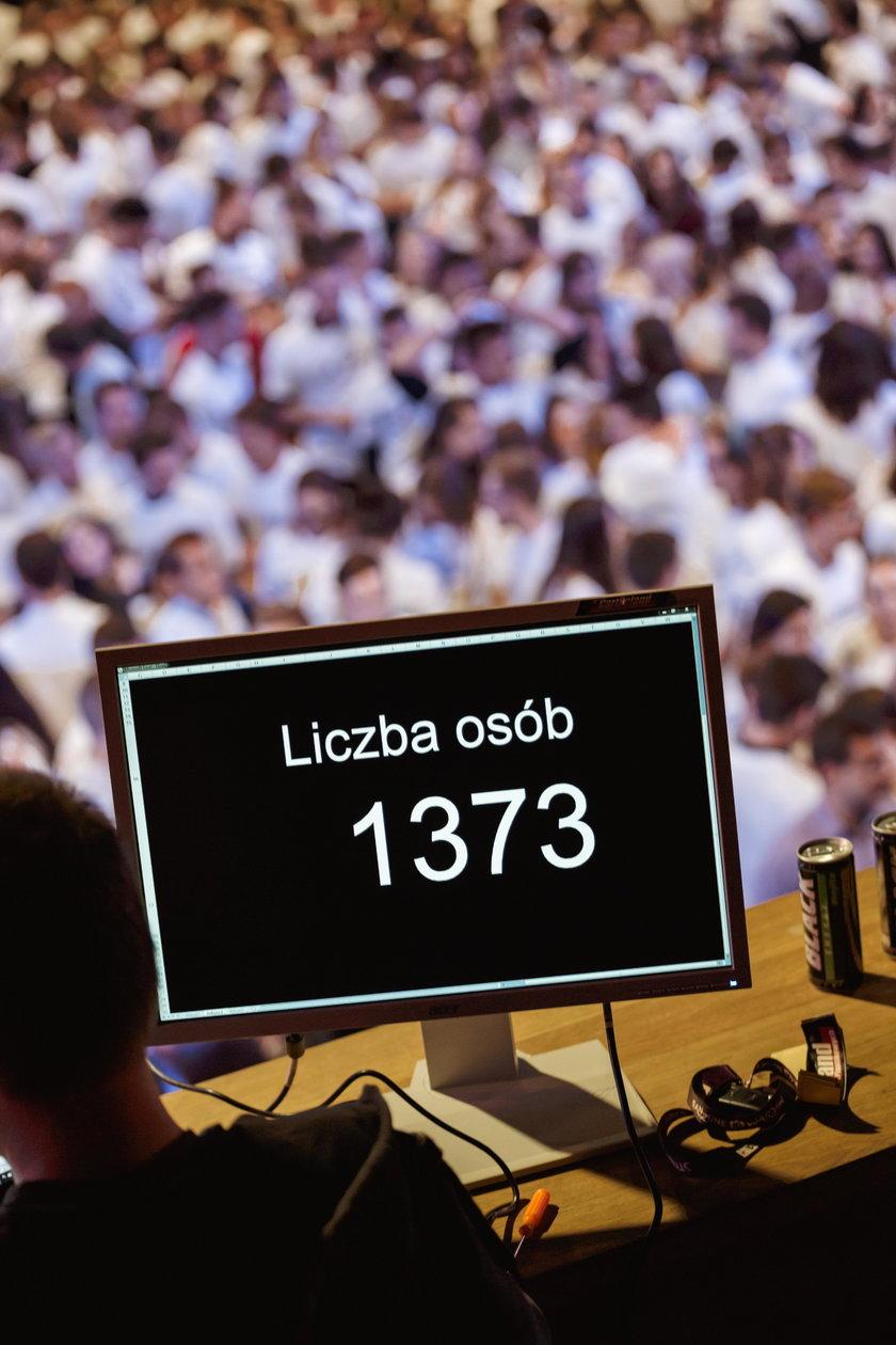 Żołądkowa de Luxe pobiła rekord świata