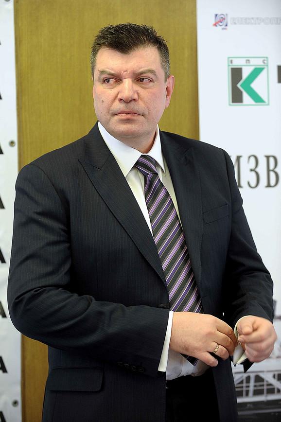 Direktor Milorad Grčić naložio smene