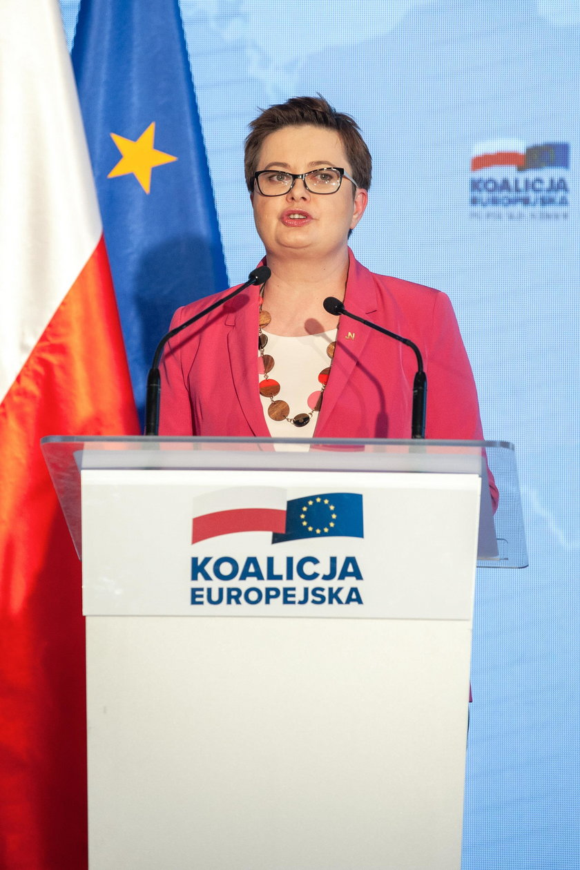 Katarzyna Lubnauer nie jest przewodniczącą Nowoczesnej!