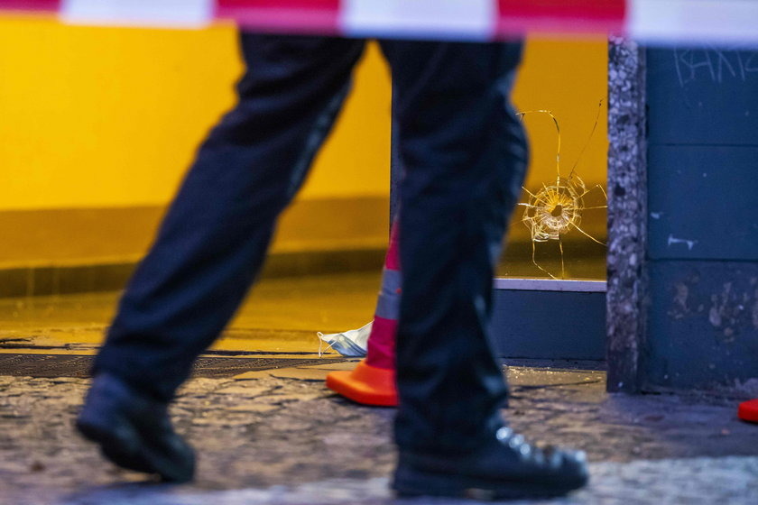 Strzelanina w Berlinie