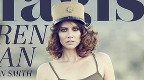 "Lauren Cohan promuje serial ""The Walking Dead"""