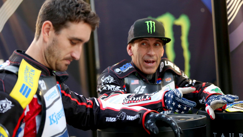 Greg Hancock, Chris Holder