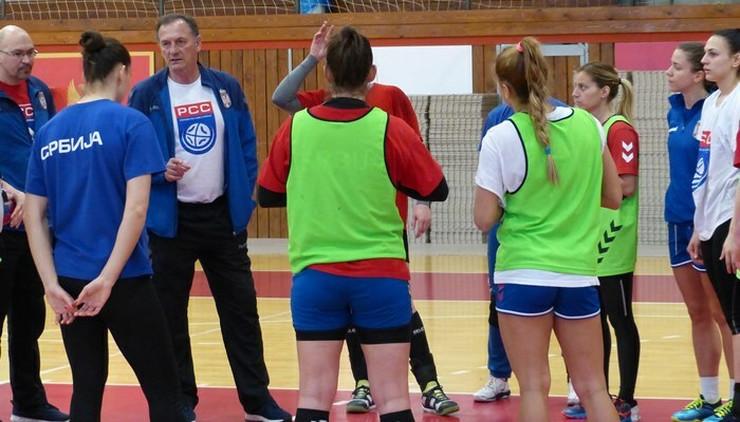 Ženska rukometna reprezentacije Srbije