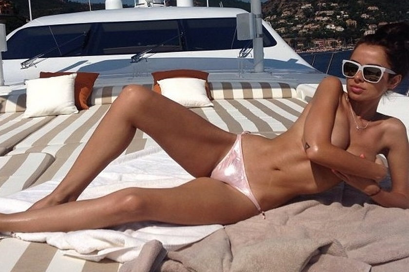Natalia Siwiec wakacje