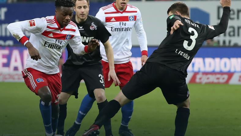 HSV - FC Koeln