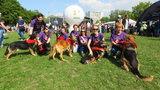 Zwierzęta i ich właściciele świętowali na Polu Mokotowskim