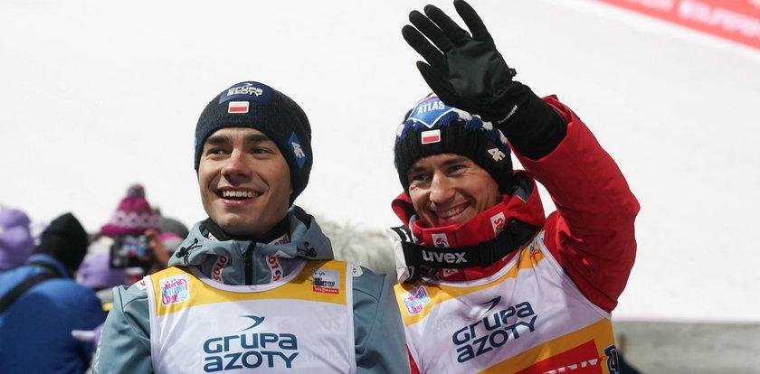 Puchar Świata w Wiśle. Polska trzecia w konkursie drużynowym