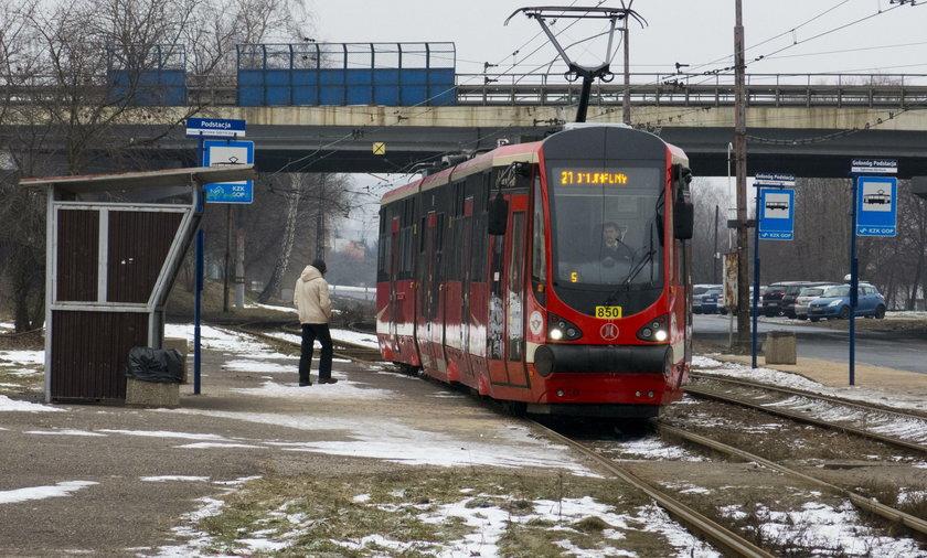 Dąbrowa Górnicza. Remont torowiska przy ul. Kasprzaka
