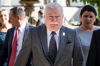 Jarosław Wałęsa: Mojego ojca czołga się przez najgorsze łajno. Czuje się zaszczuty i nie będzie przepraszał
