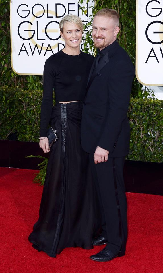 Robin Wright i Ben Foster