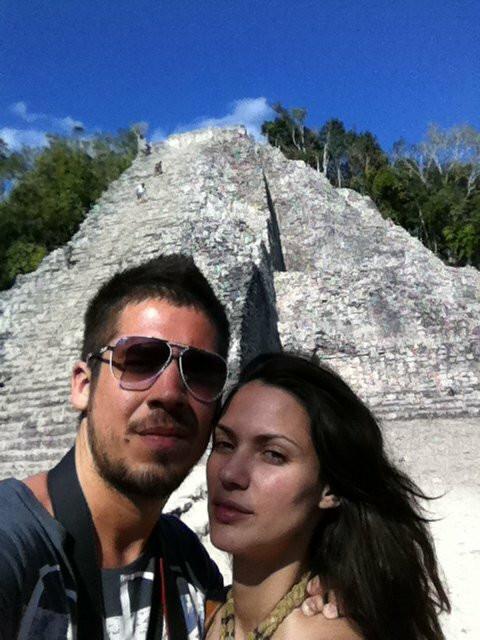 Nikola Rokvić i Bojana Barović zalutali u Meksiku