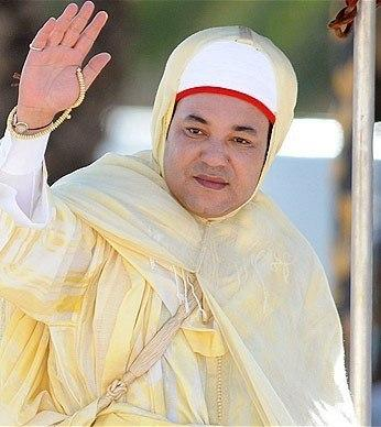 Morocco Monarch King Mohammed VI