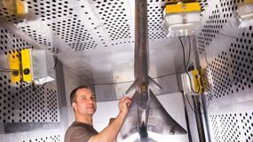 NASA testuje supersoniczny samolot