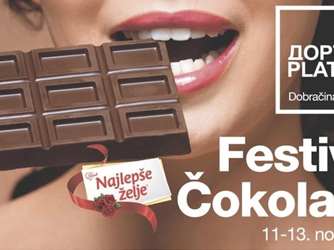 Čokoloholičari OVO JE VIKEND ZA VAS! U Beogradu se organizuje prvi festival čokolade!