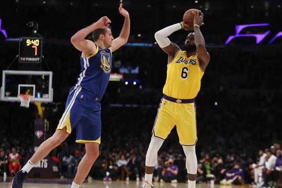 Sjajan početak NBA sezone! Nemanja Bjelica DABL-DABL UČINKOM vodio Voriorse do pobede nad Lejkersima i bacio Lebrona na patos /VIDEO/