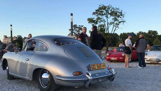 Porsche i Kawa – zajrzyj na meeting