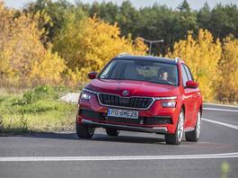 Skoda Kamiq - lepsza od Seata Arony i Volkswagena T-Crossa? - TEST