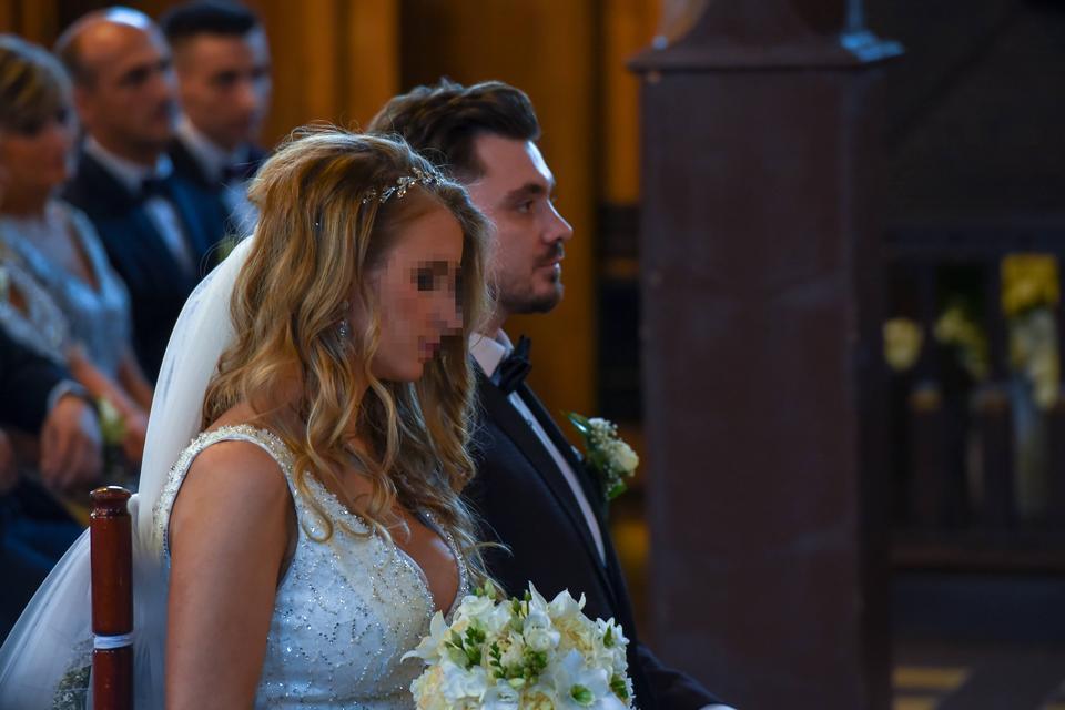 Syn Zenona Martyniuka Wziął ślub Jak Wyglądała Para Młoda Zdjęcia
