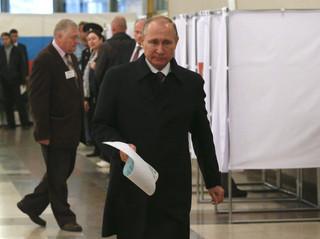 Wybory parlamentarne w Rosji: Jastrzębie na start