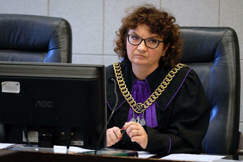 Sędzia Anna Bohdziewicz z Sądu Apelacyjnego w Katowicach