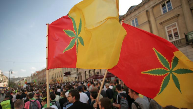 Amatorzy marihuany organizują zlot w stolicy