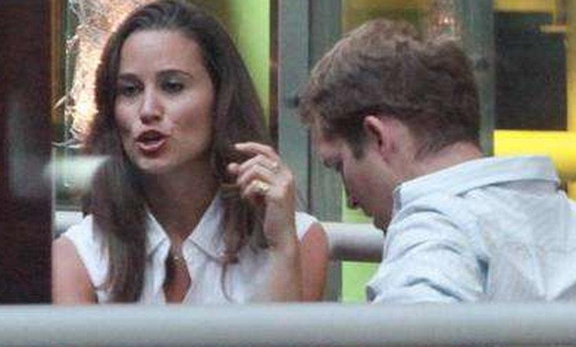 Pippa w Madrycie zdradza chłopaka?