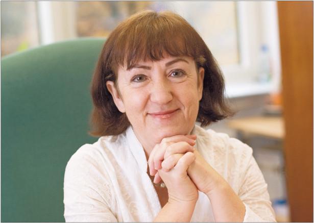 Małgorzata Chmielewska, dyrektor Biura Faktoringu w Banku BGŻ.