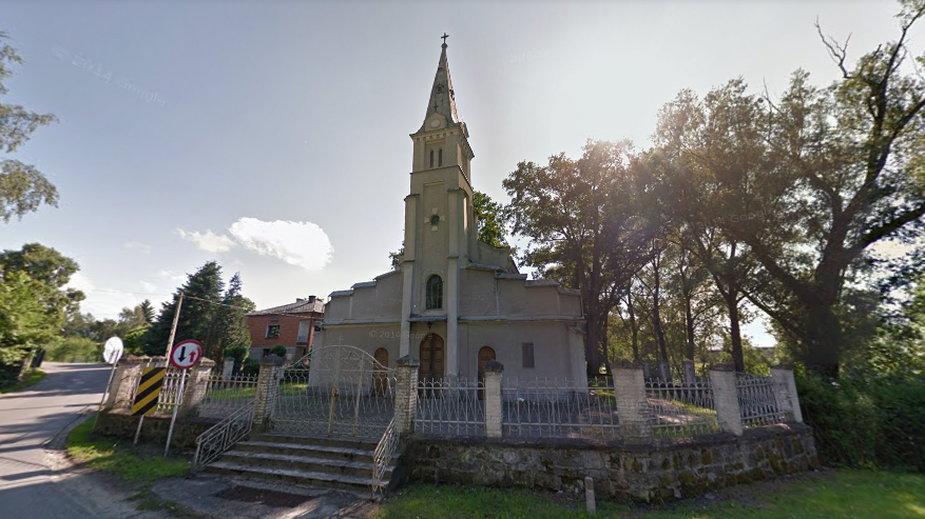 Kościół w Rzeszowie-Budziwoju