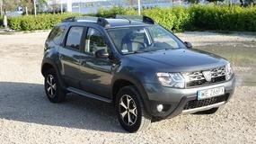 Dacia Duster EDC - automat albo napęd – wybór należy do ciebie | TEST