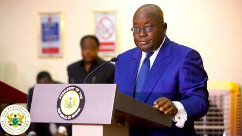 We'll soon arrest declining cedi – Nana Addo assures Ghanaians