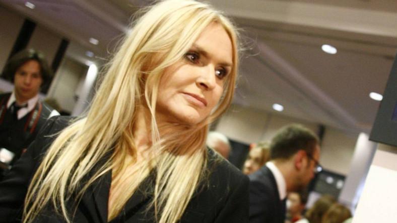 Monika Olejnik słynie z zamiłowania do mody.