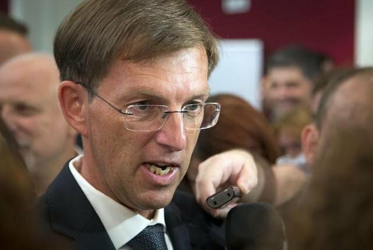 Miro Cerar, premijer Slovenije