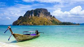 Turystyczna Jazda - Koh Samui - kokosowa wyspa