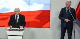 Wymowne słowa Kaczyńskiego. Dla Gowina nie wygląda to najlepiej