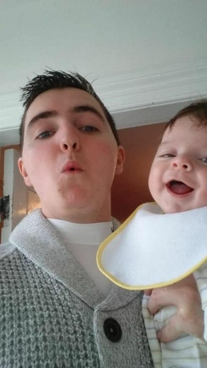 Tomas iz Velike Britanije je preminuo 10 dana nakon što je dobio sina