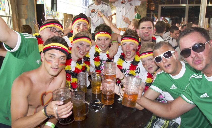 Czy na meczu Polska - Niemcy będzie można napić się piwa?